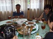 Mid Autumm family lunch. Vivian's Dad and cousin.: by leanneensly, Views[81]
