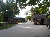 One of the streets (there isn't many) on Mabul Island.: by leanneensly, Views[237]