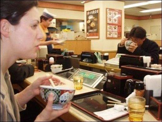 Yoshinoya - the best post-beer fast food.
