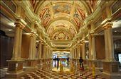 Lobby of The Venetian in Las Vegas: by lefty, Views[108]