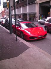 MY CAR PARKED OUTSIDE HOSTEL!!: by leightheflea, Views[152]
