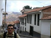 Me in Cuzco feeling the altitude: by les, Views[227]