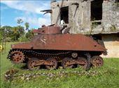 Old War Tank: by lesleyvick, Views[242]