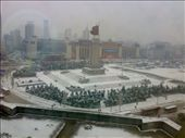 Bayi Square in Winter, Nanchang: by lha, Views[990]