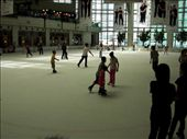 Ice Skating ont he 5th floor of a Department Store: by lha, Views[103]