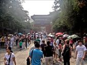 Summer Palace entrane gate, outside: by lha, Views[71]
