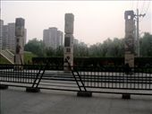 The remains of central Beijing city before relocation to present site: by lha, Views[191]
