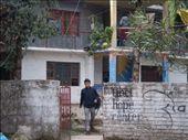 Kunsang at his organization, the Tibet Hope Center in Dharamsala: by libana, Views[384]