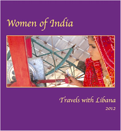 Women of India Wall Calendar