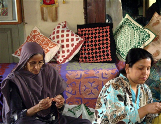 Women Artisans of India