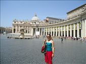 Kiwis outside the Vatican (yes, I did have something to cover my shoulders with): by libby-k8, Views[334]