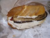 Marvellous-ly cheap and delicious supermarket panino: by libby-k8, Views[641]