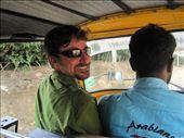 Davey driving rickshaw :S: by libererladiva, Views[126]