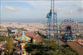 Vista de la ciudad desde el Tibidabo: by lidia_y_alberto, Views[175]