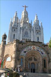 Iglesia Sagrado Corazón en el Tibidabo: by lidia_y_alberto, Views[1072]