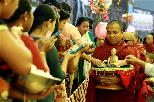 Pinda Daan Utsab ( a religious festival of Marma community ...
