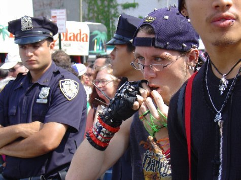 Mermaid Parade, Coney Island © Lillylilla / Flickr.com