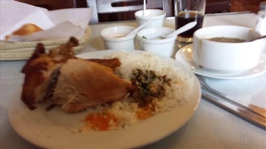 Quito dinner