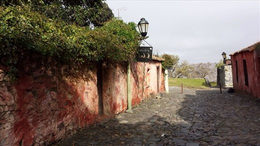 Colonia old town.