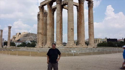 I'm not going to get in to particulars. Too much thinking. The following pictures are Athens.