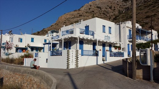 Hotel in Sifnos, mountain view no sea view
