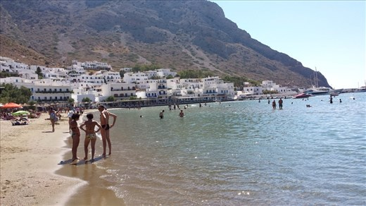 Sifnos beach