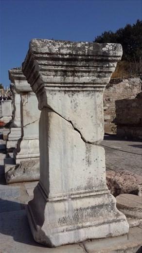 Same rotation problem. Ephesus