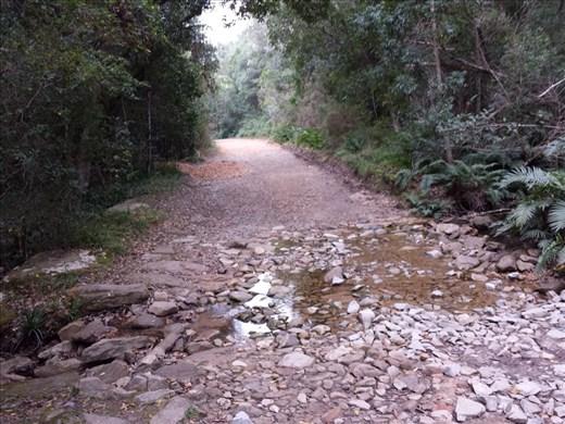 Mt. Bike trail.