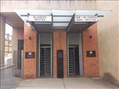 When you buy your ticket for the museum, you were randomly  given a white or nonwhite entrance gate. It's a head scratcher for me, hard to believe this was happening only a few years ago. No pictures were permitted inside the museum.: by lipowcan8, Views[124]