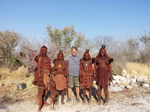 I traded the Turkish wives for Namibian.