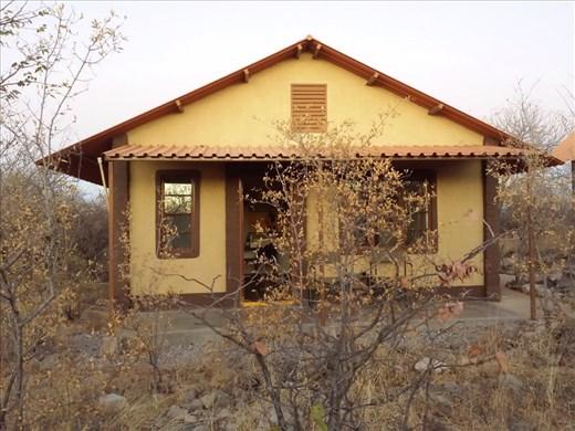 Cottage at Etosha Park