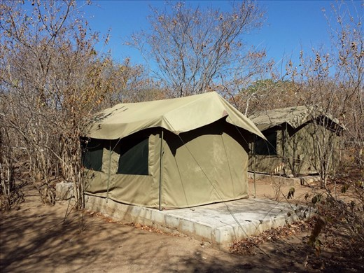 Very comfortable tent
