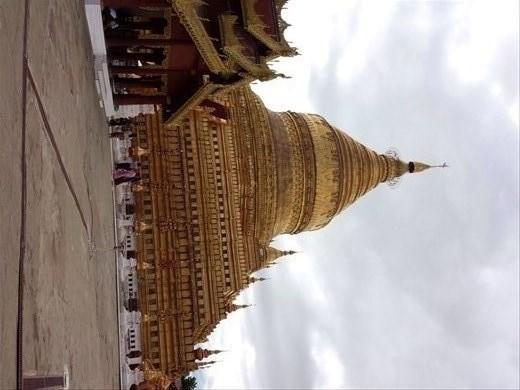 Bagon, Burma