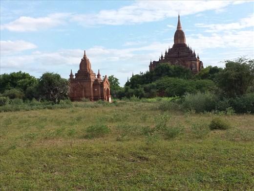 Pagodas built around the 12th century.