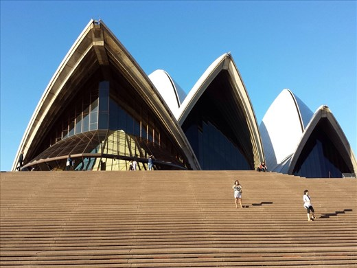 Another picture of the opera house