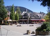 This is the market place in Whistler, it is full of resteraunts and funky shops.: by lisa-harber, Views[450]