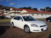 Our hire car is pretty classy!  Not really backpacking now are we!: by lisa-harber, Views[290]