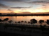 Sunset over the Mekong: by lisaf, Views[320]
