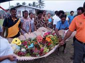 The Misima Island people filled the jet with flowers: by lisaf, Views[695]