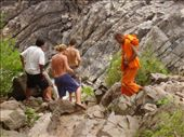 Waterfall/killer rapids, Don Det: by lisamorrison, Views[254]