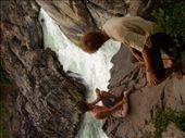 Billy & Tim at rapids, Don Det: by lisamorrison, Views[274]