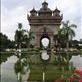 Imitation Arche de Triumphe in Vientiane by: lissaur Views[300]