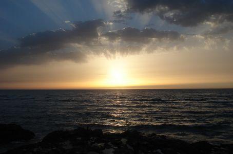 Sunset...somewhere