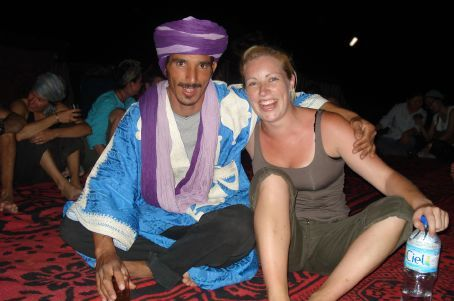 Me and a Berber