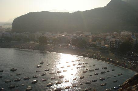 Med Coast in Spain