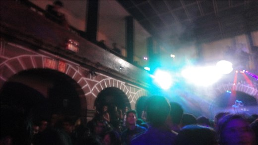 Temple Nightclub, Cuzco, Peru