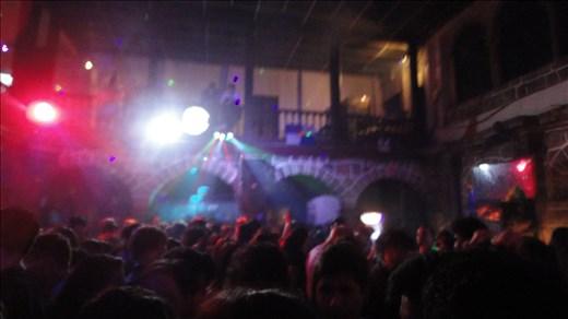 Temple Nightclub, Cuzco, Peru