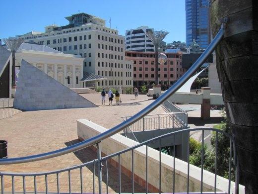 Wellington's square.