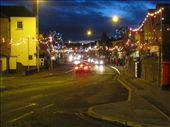 Christmas lights are hung in the High Street: by locomocean, Views[621]