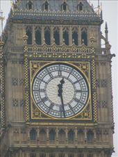 Big Ben's face is delightfully ornate: by locomocean, Views[101]